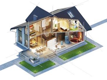 Индивидульное проектирование домов