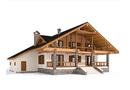 Комбинированный дом под ключ
