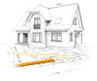 Архитектурный  раздел + Эскизный  проект 1м2 = от 200 руб