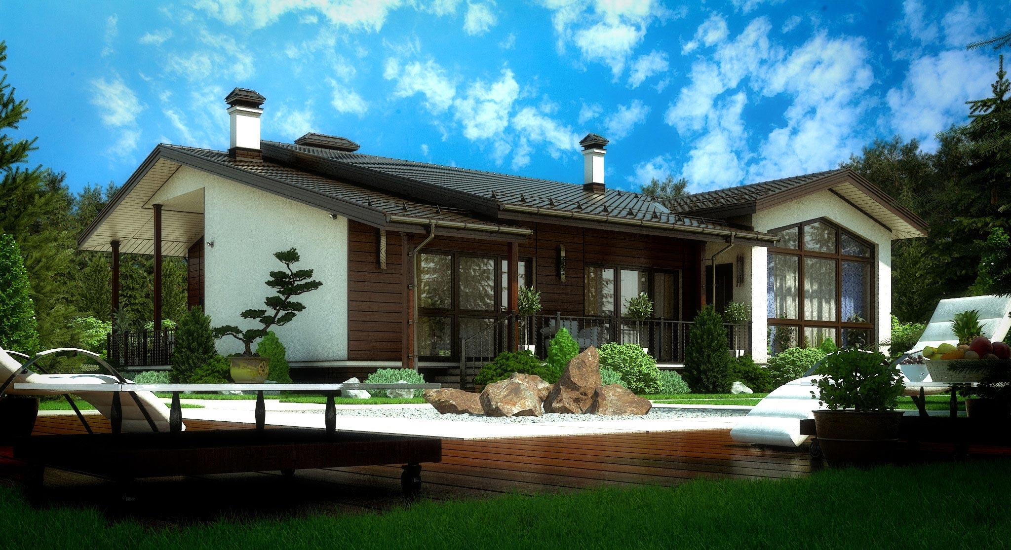 Проект дома К-049