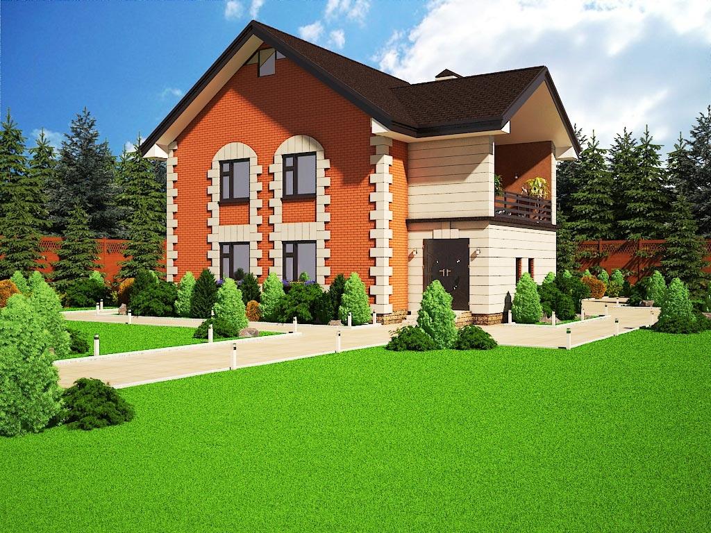 Проект дома К-013