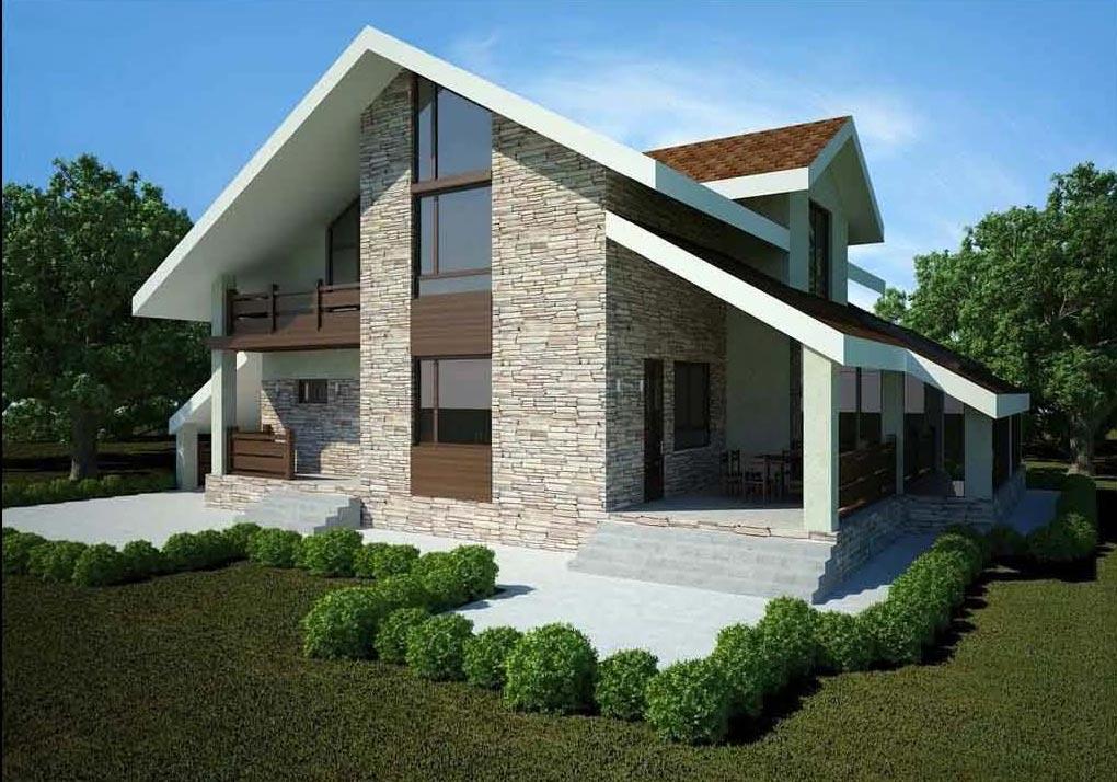 Проект дома К-113