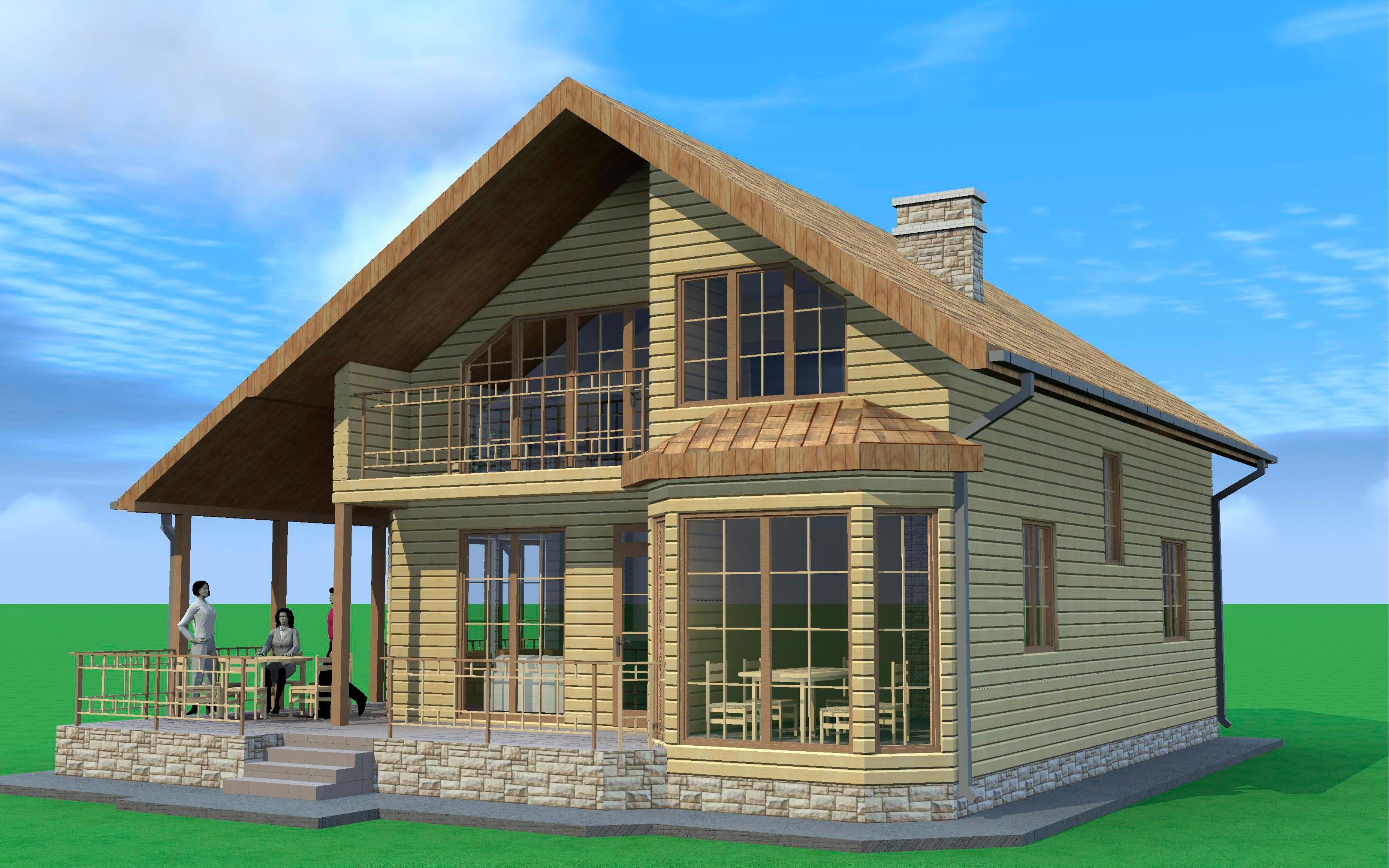 Проект-дома К-137