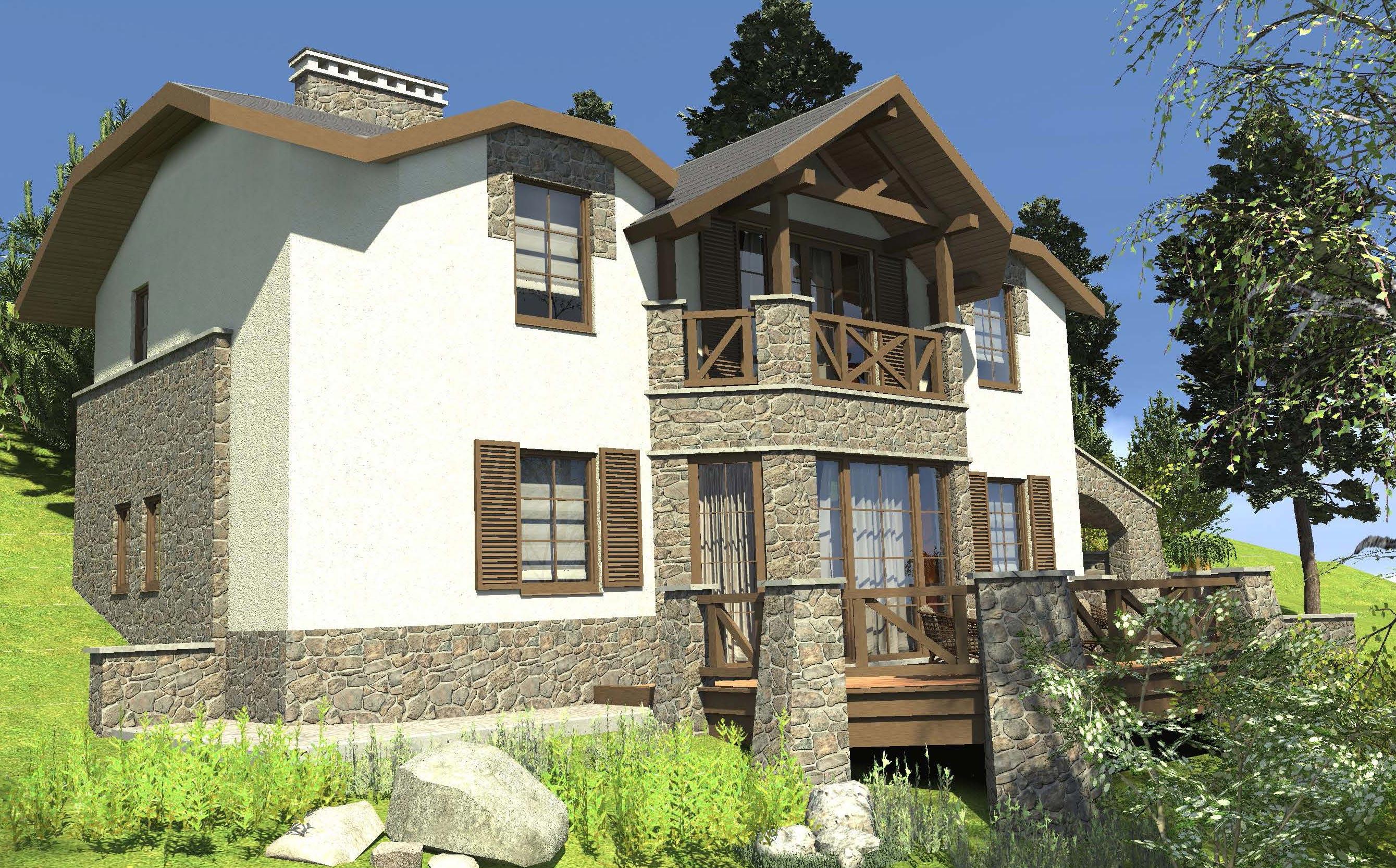 Проект дома К-139