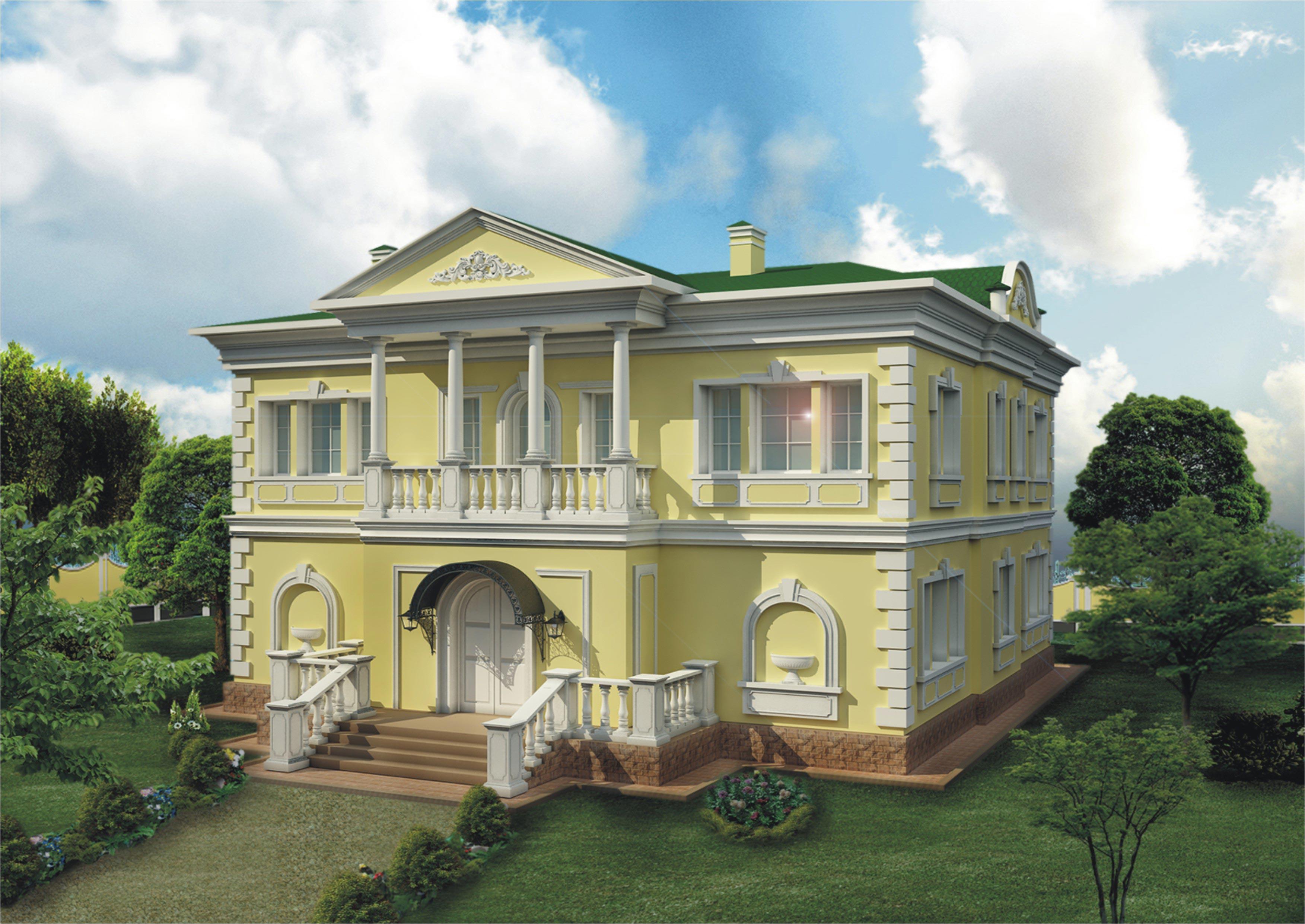 Проект дома К-147
