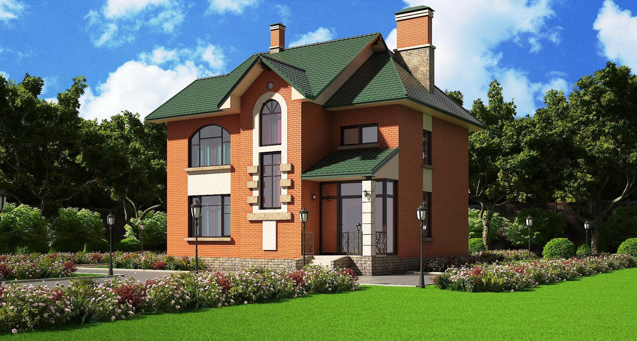 Проект дома К-060
