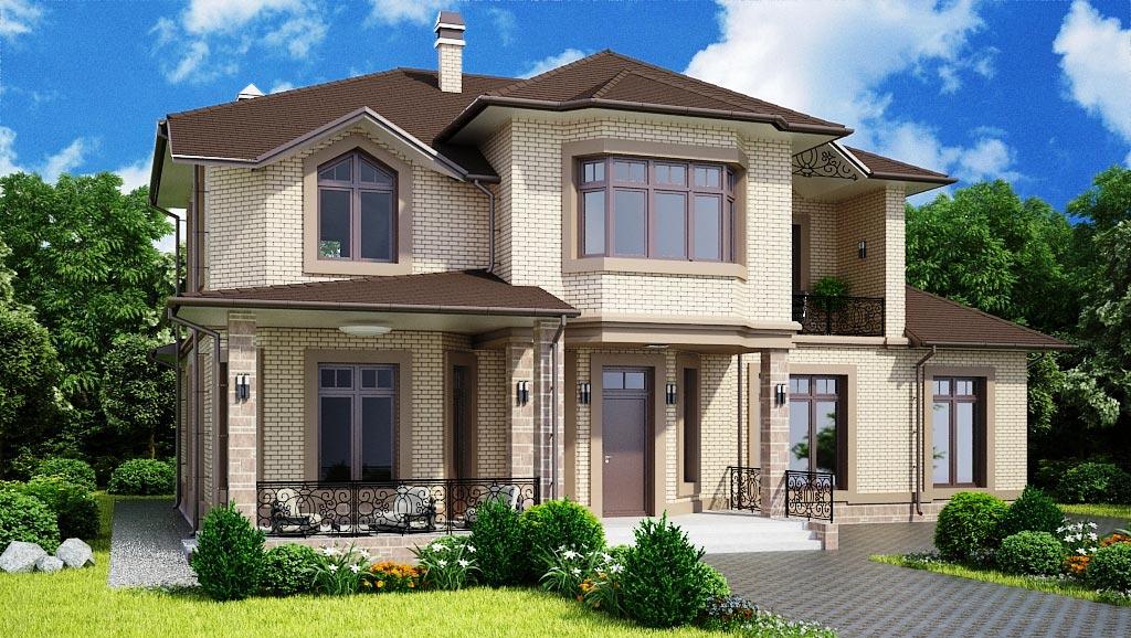 Проект дома К-223