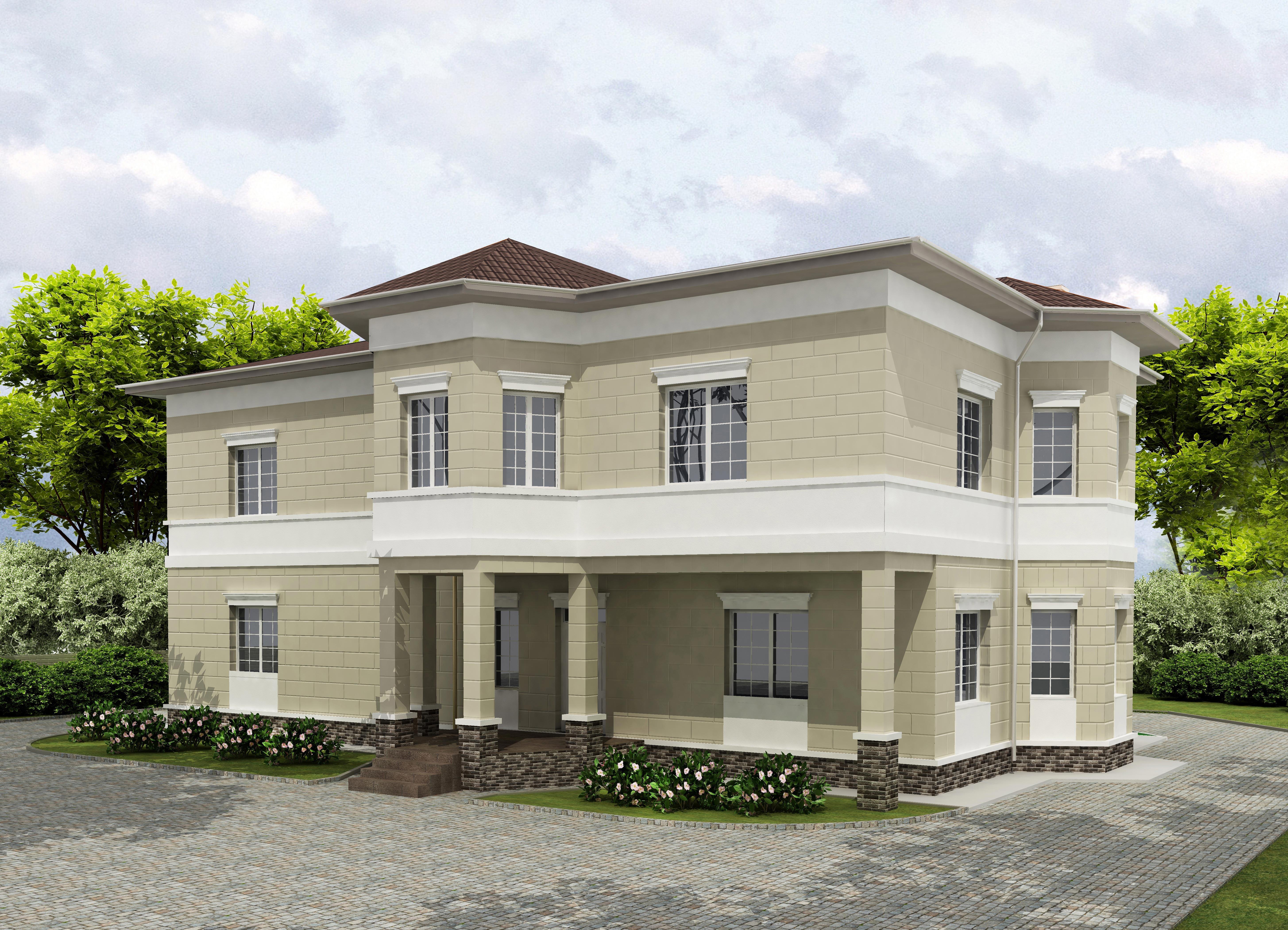 Проект дома К-225