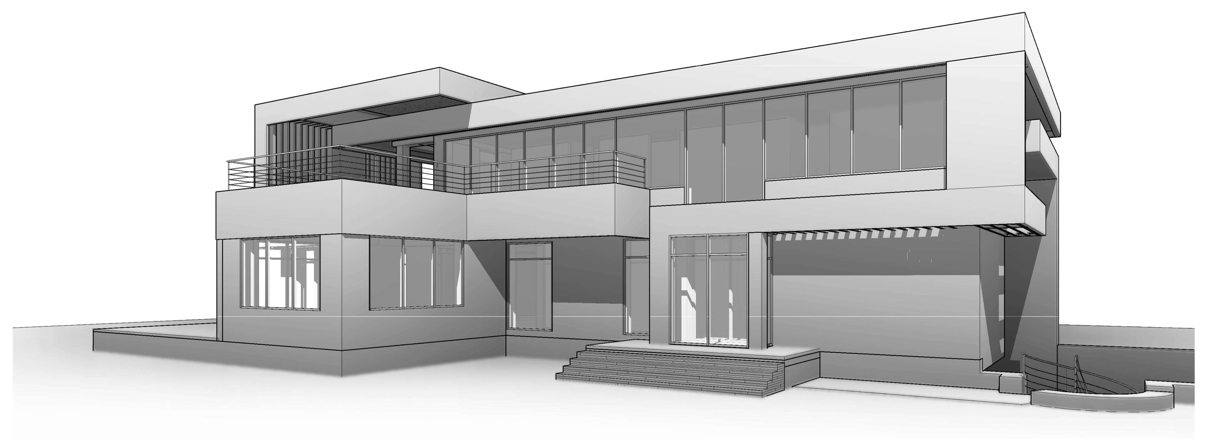 Проект дома К-343