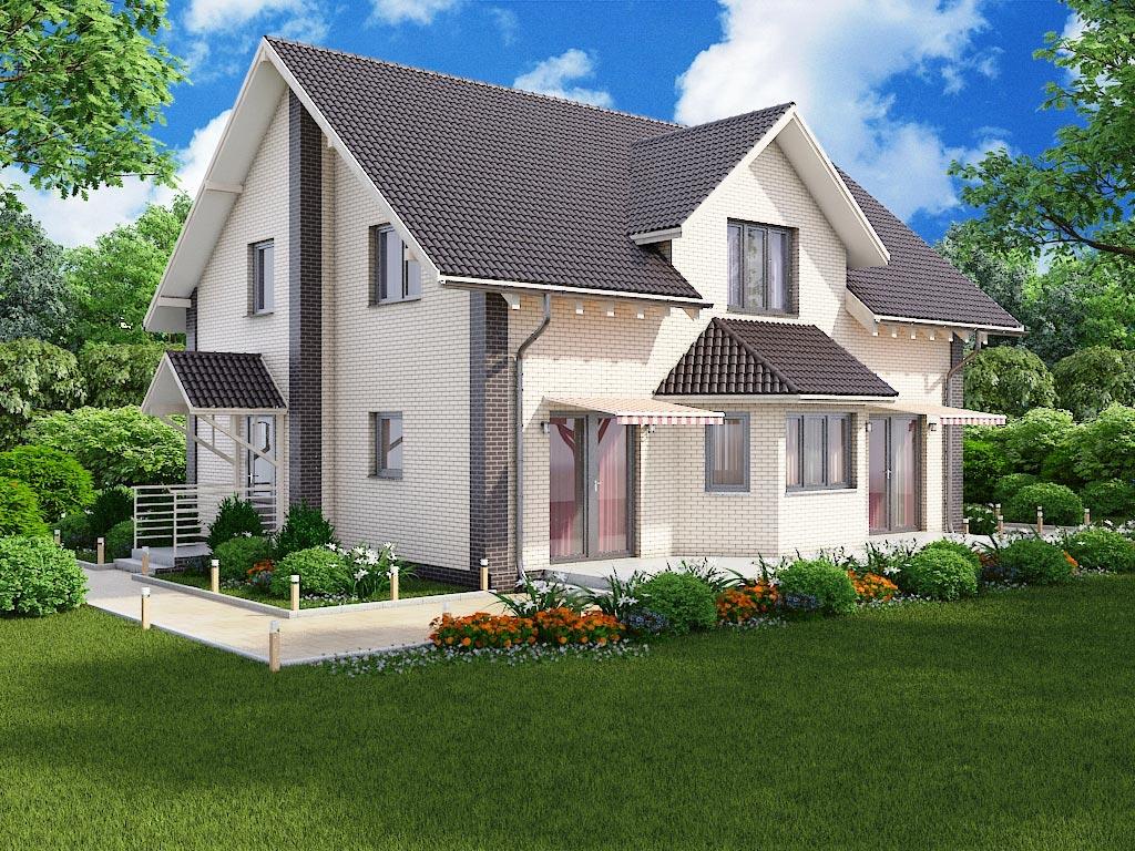 Проект дома К-272