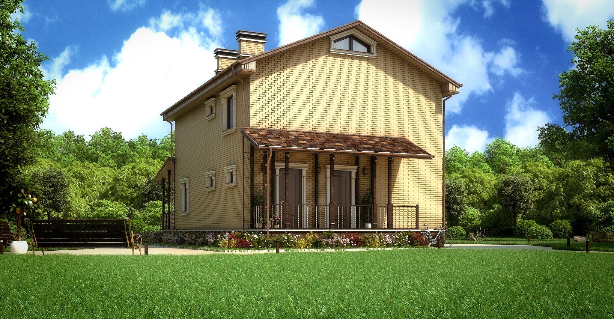 Проект дома К-336