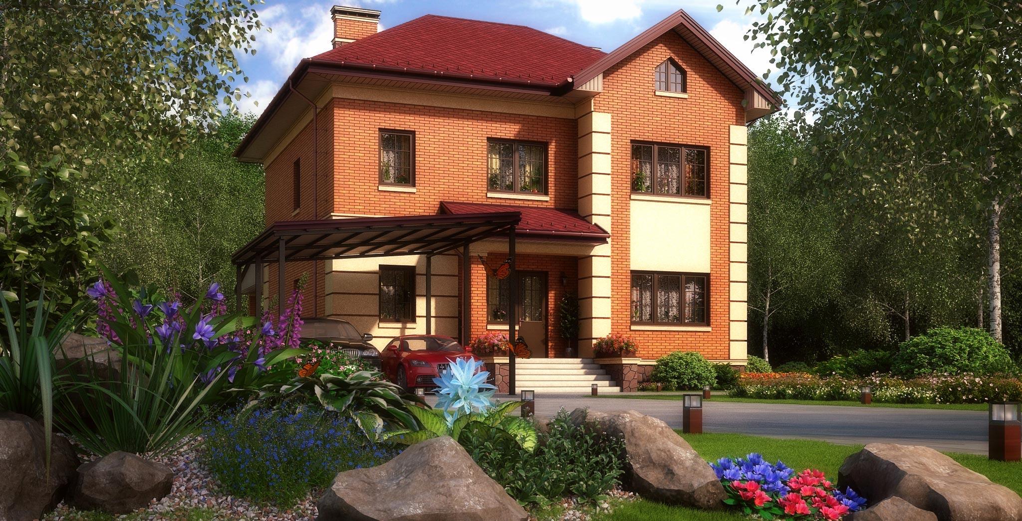 Проект дома К-378