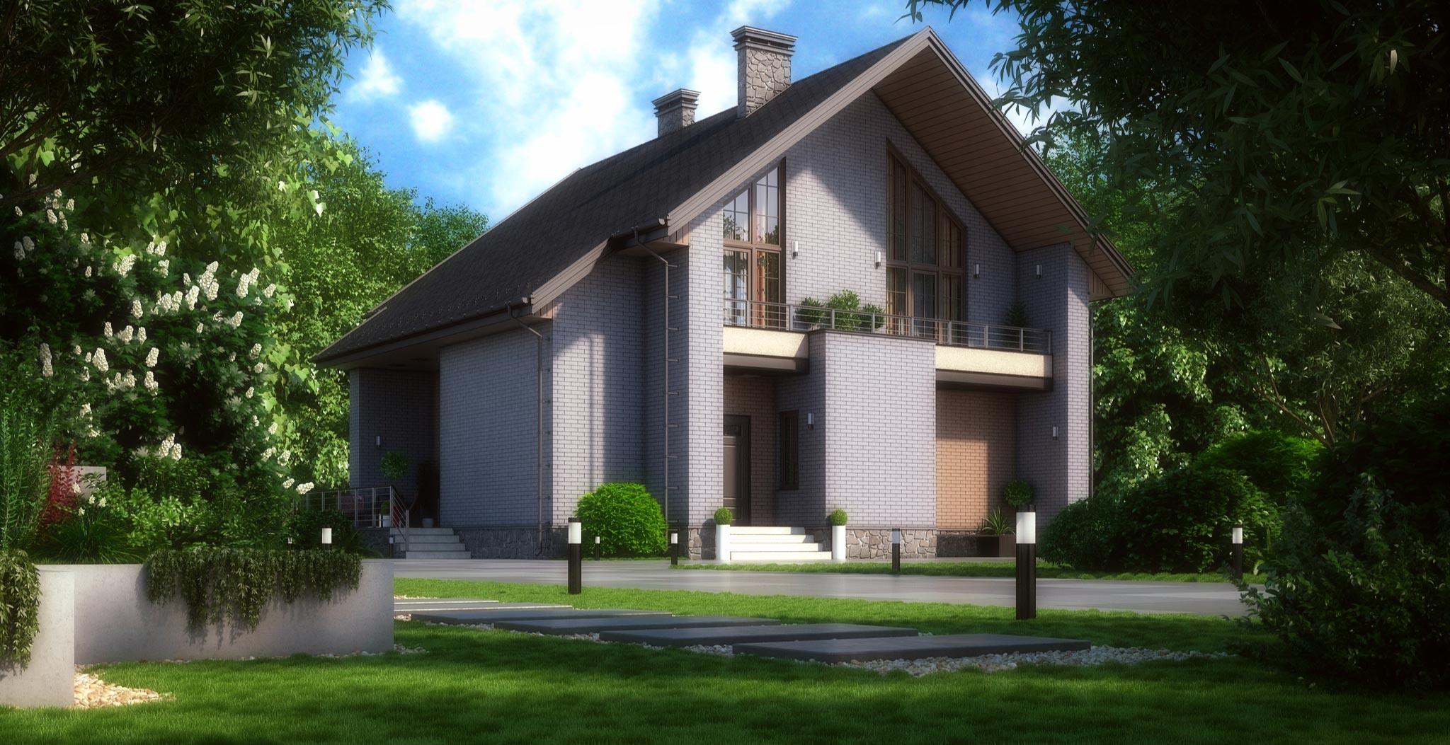Проект дома К-368