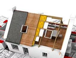 Снос поврежденной крыши