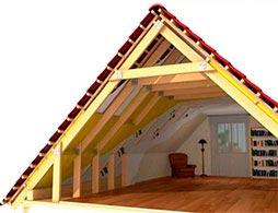 Проект двускатной крыши 3