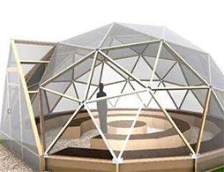 Проект арочной крыши 2