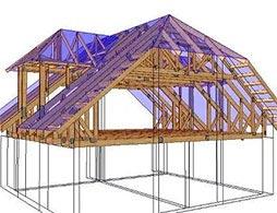 Проект крыши с нуля