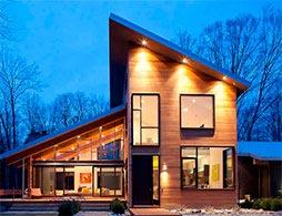 Проект односкатной крыши 2