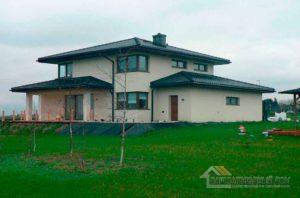 Строительство двухэтажного дома, площадью 224 м2 за 5 месяца