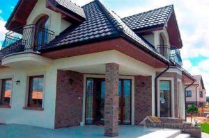 Строительство одноэтажного дома, площадью 214 м2 за 5 месяцев