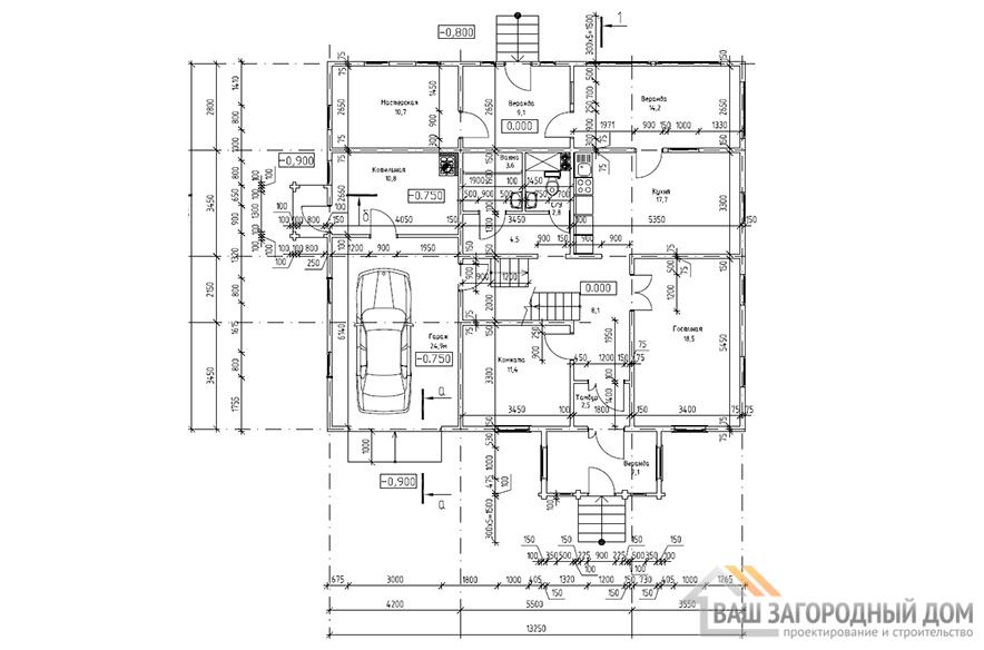 К-0028, план 1
