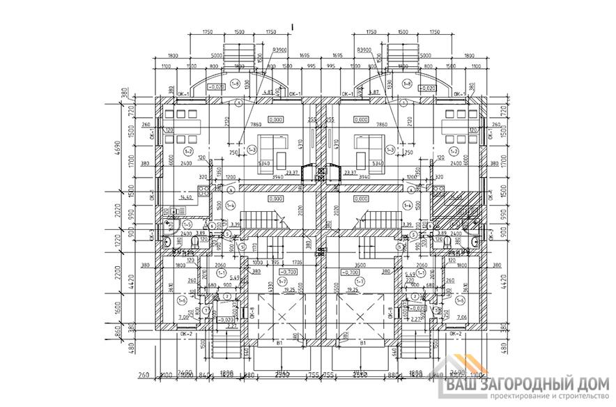 К-0061, план 1