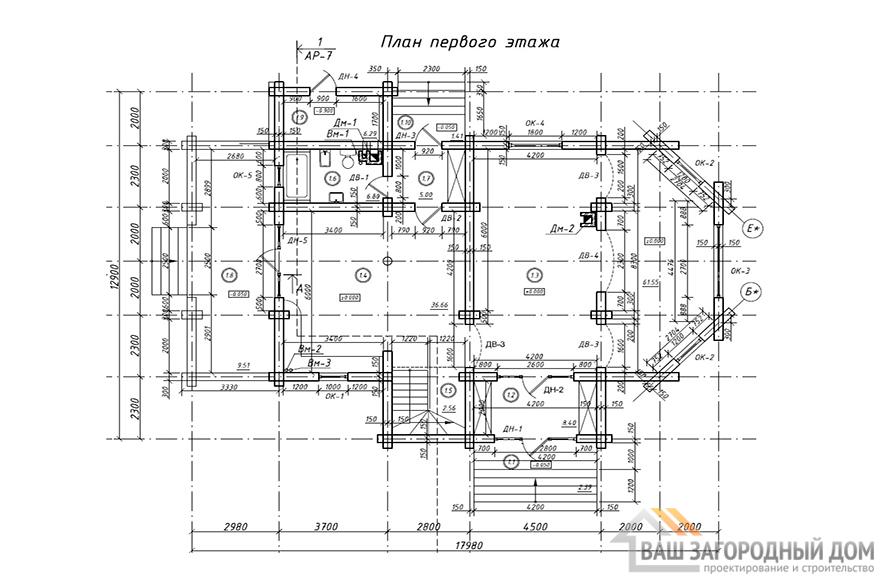 К-0094, план 1