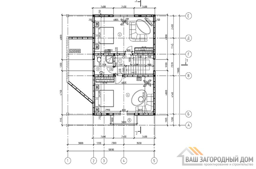 К-0086, план 1