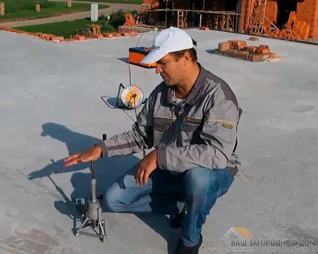 Монтаж опалубки: расчет прочности бетона, когда можно снять опалубку