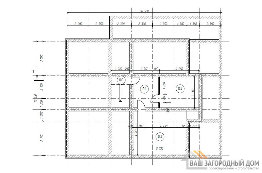 К-0144, план 1