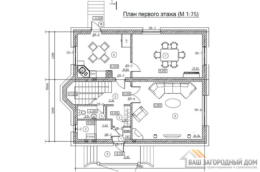 К-0148, план 1