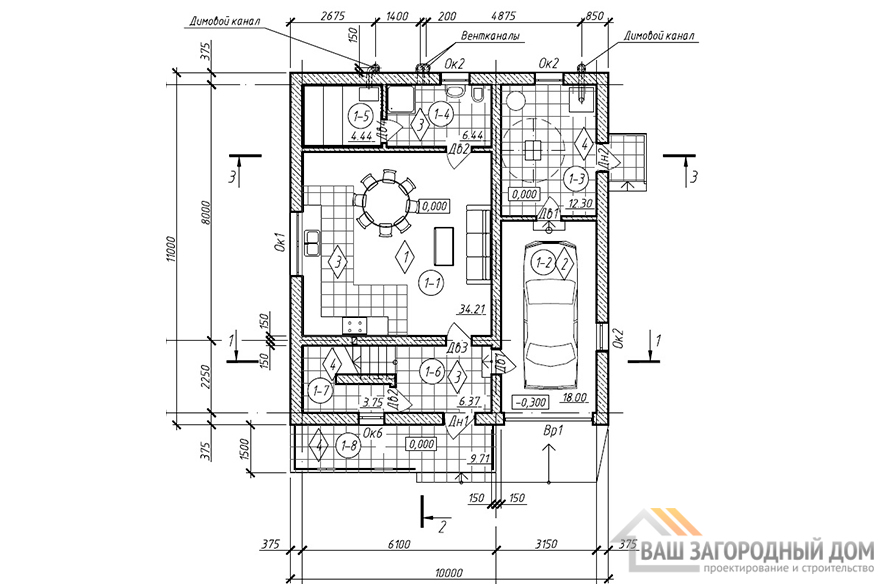 К-0426 ,план 1