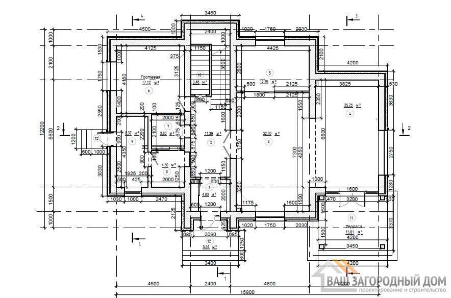 К-0438, план 1