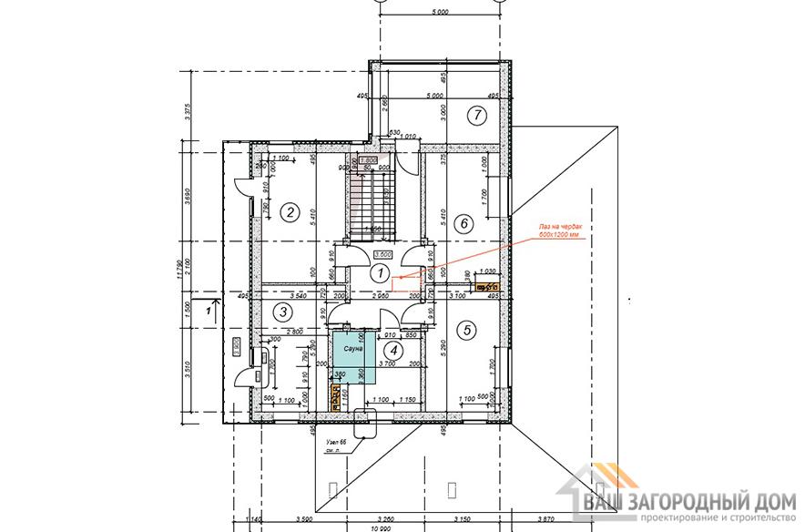 К-0436, план 2
