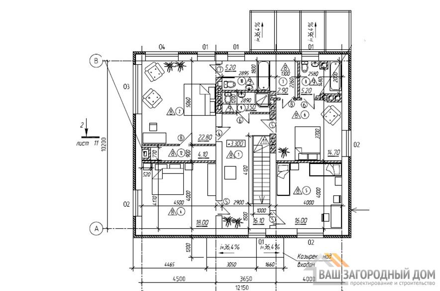 К-0439, план 2