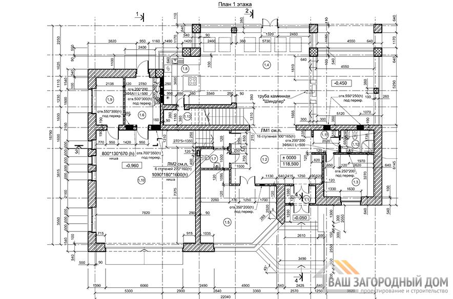 К-0017, план 1