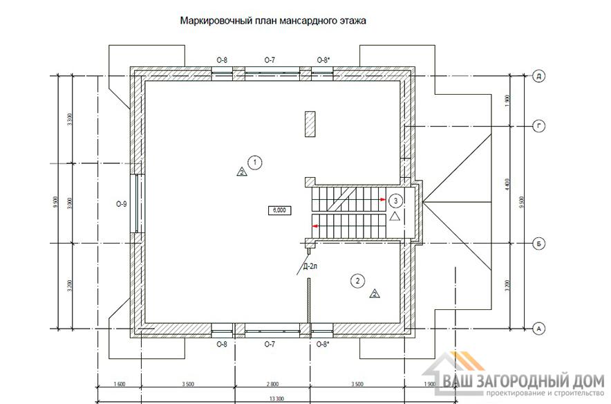 К-0390, план 1