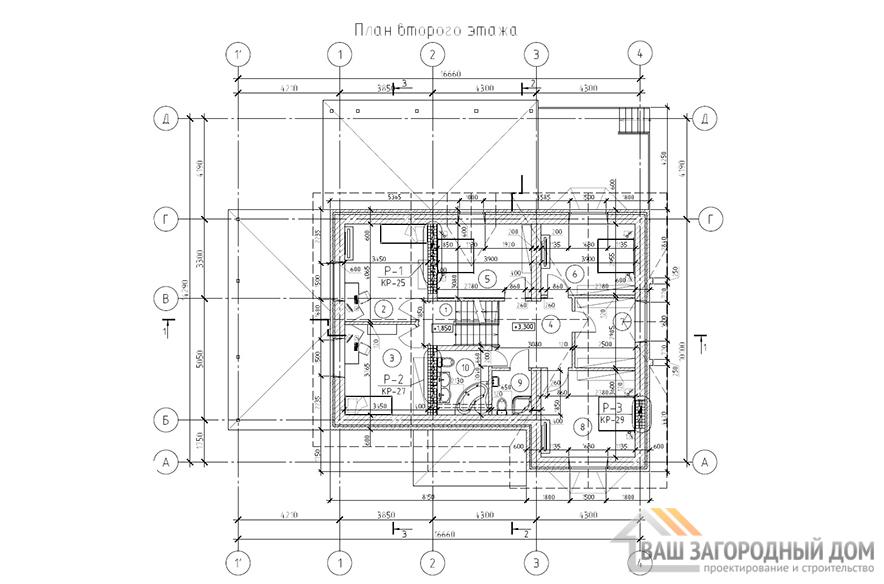 К-0401, план 1