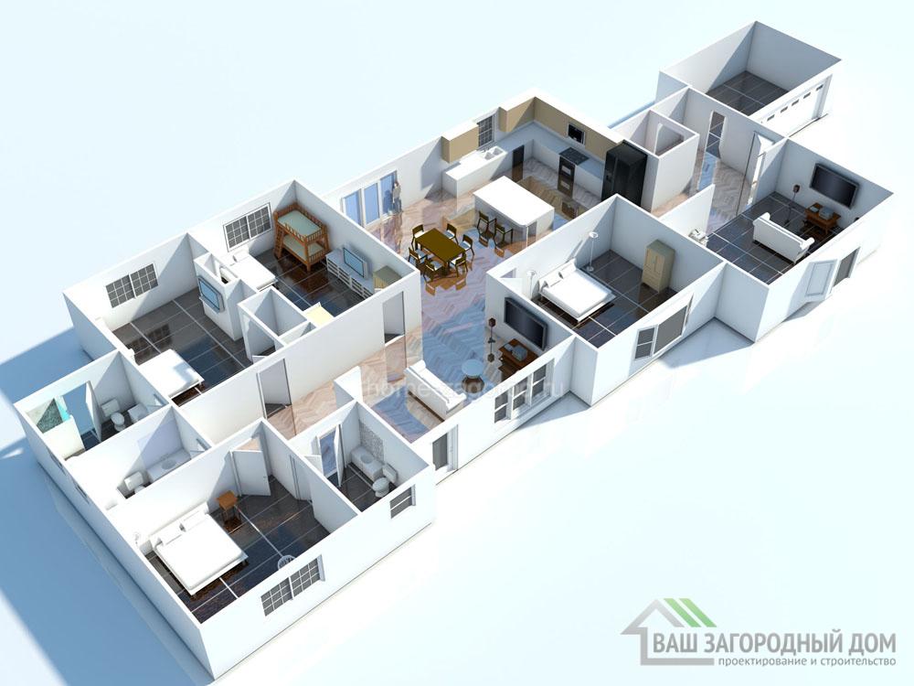 Архитектурный раздел (АР)