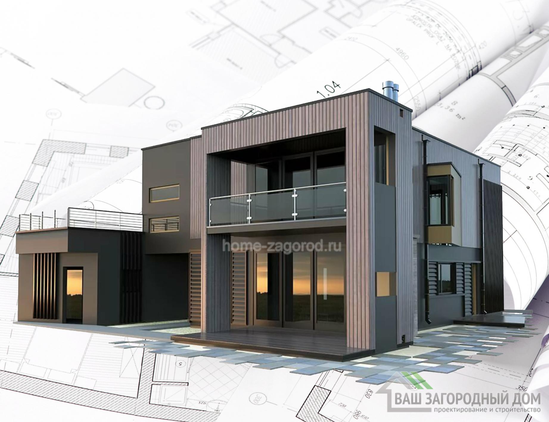 Эскизный проект дома (ЭП)